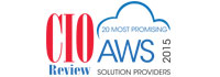 Top AWS Solution Companies - 2015